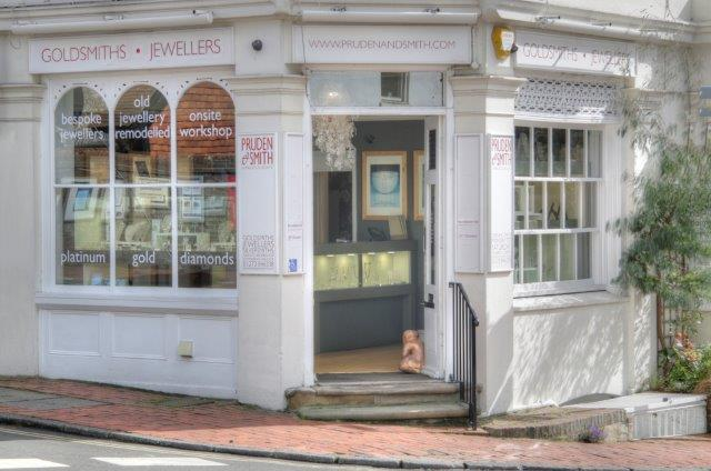 shop front by Gordon Bain small