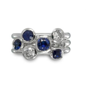 96000050 sapphire and diamond stacking rings_lrg
