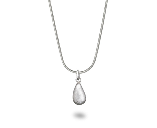addiction designer sterling teardrop silver style eve s necklace pendant