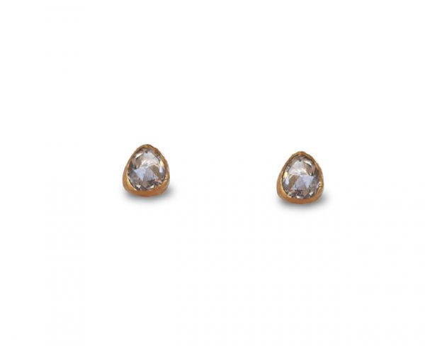 Rough Diamond Ear studs