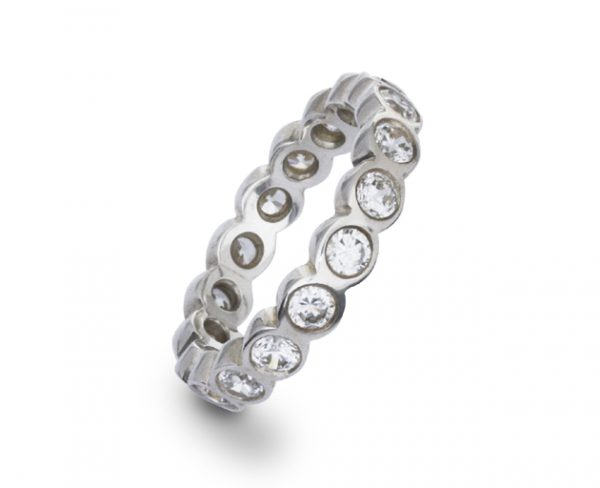 Eternity Ring 3mm Tube Form