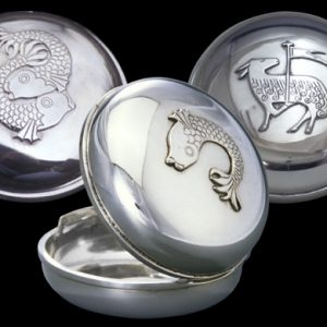 Silver Pocket Pyx