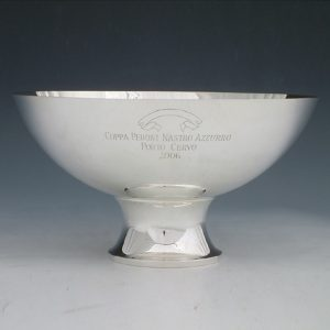 Silver Presentation Bowl - Silver Corporate Gifts