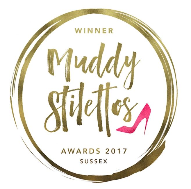Muddy Stilettos Award Winner Best Jewellery Store Sussex