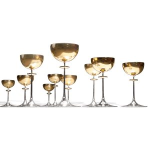 chalices and ciboria