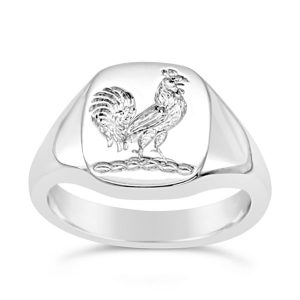 Cockeral Signet Ring
