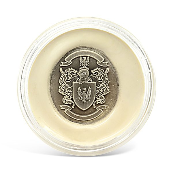 Coat of Arms Seal Engraving Wax