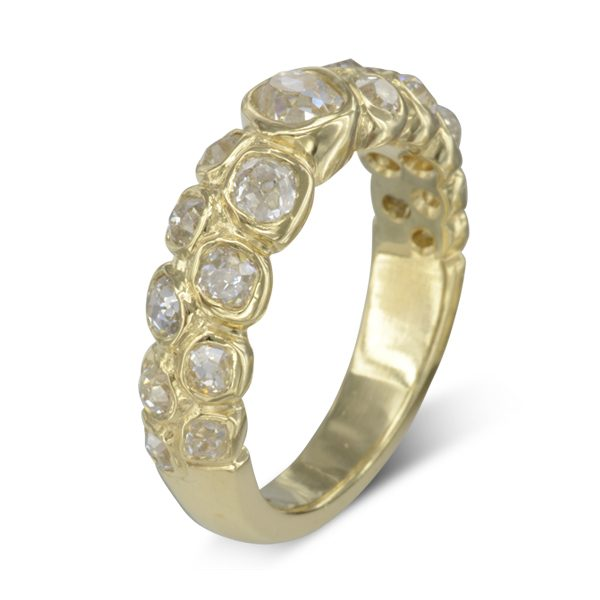 creative eternity ring