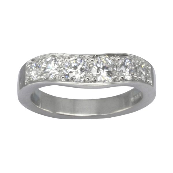 Made to Fit Eternity Ring