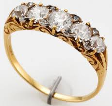 Redesigning Old Jewellery of Sentimental Value recycled old cut diamond ring