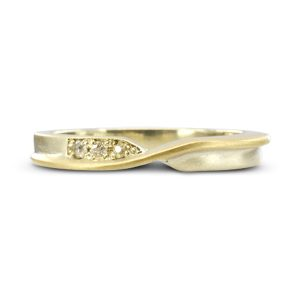 Bespoke Fitted Eternity Ring