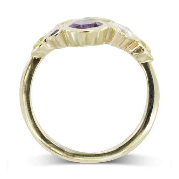 commemorative suffragette ring