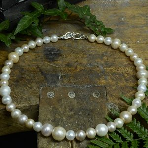 Sale Pearl Necklace S Catch