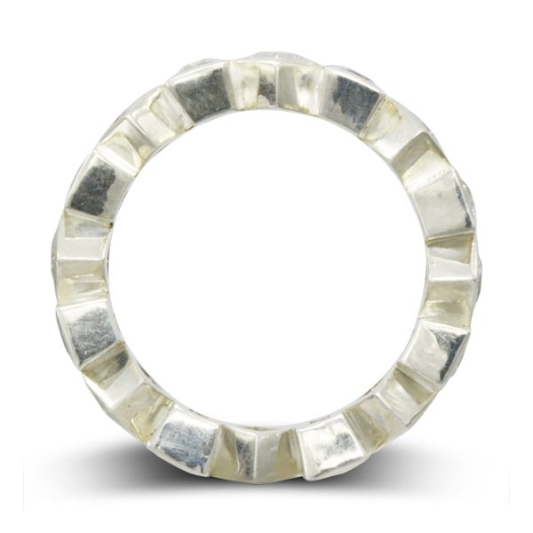 unusual creative eternity rings Sussex