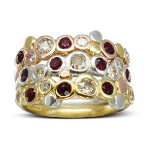 Ideas: Small Mixed Gemstones