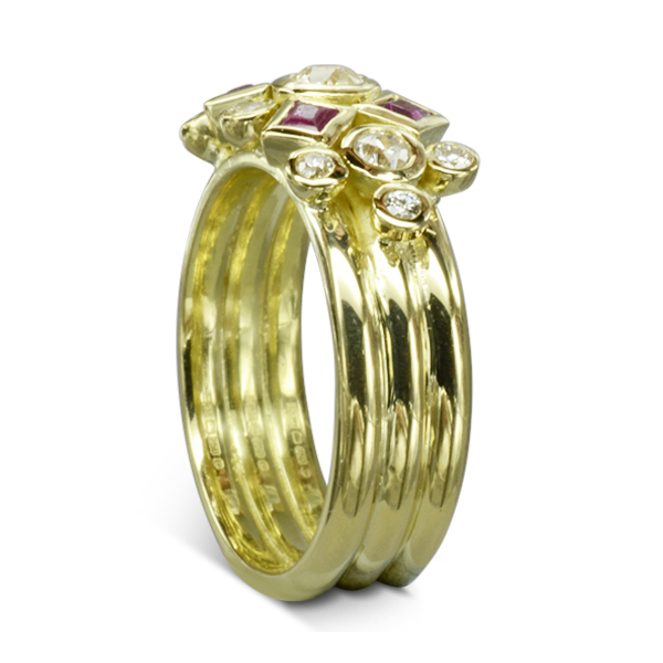 Ruby rings Brighton
