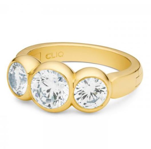 bespoke cliq fit hinged ring sussex