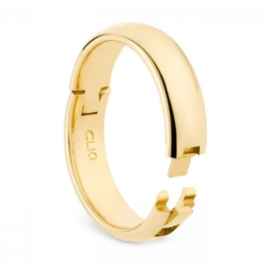 cliq fit hinged wedding ring sussex