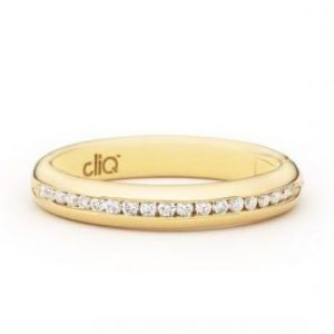 hinged diamond eternity ring